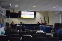 Em audiência na Câmara, Executivo matense presta contas do Fundo Municipal de Saúde