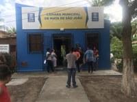Prefeitura solicita devolução do prédio anexo II da Câmara em Sauípe.